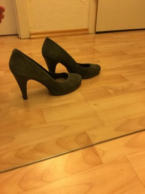 Pumps von Paco Gil in anthrazit