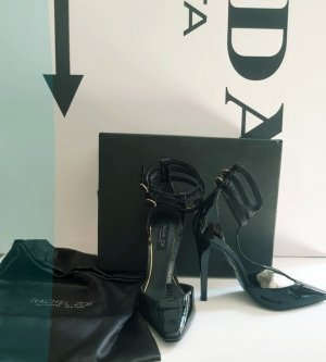 Pumps von Rachel Zoe gr. 37,5 lackleder