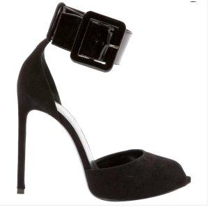 Pumps von Saint Laurent Gr. 38,5 schwarz neu # letzter Preis #