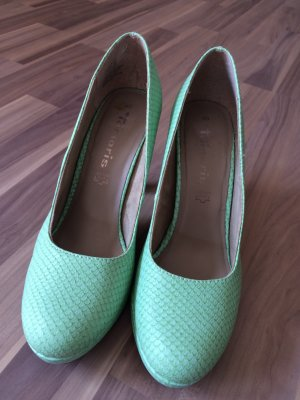Pumps von Tamaris mint