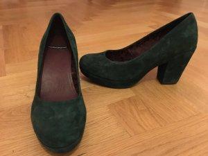 Pumps von Vagabond, neu, in der Trendfarbe Smaragdgrün, Gr. 39