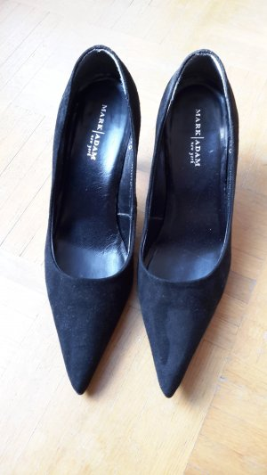 Pumps Wildleder