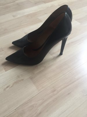 Zara Woman Tacones negro