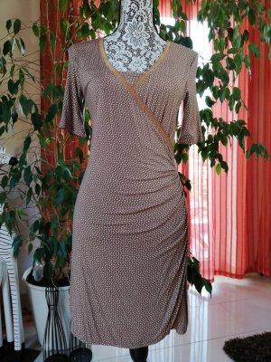 Punkte Kleid
