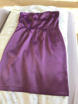 Pur-pur farbendes Cocktail-Kleid Gr.38