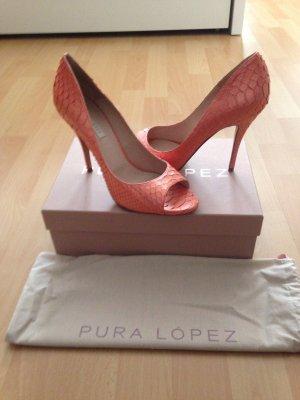 Pura López high heels