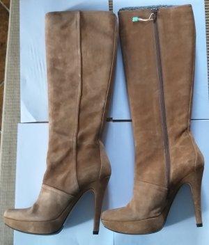 Pura Lopez Leder Stiefel