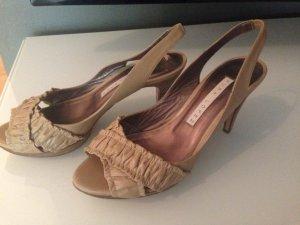 Pura Lopez Luxus Sandalen, 37,5 absolut neu