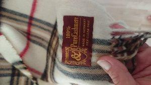 Pure Cashmere Sciarpa in cashmere multicolore
