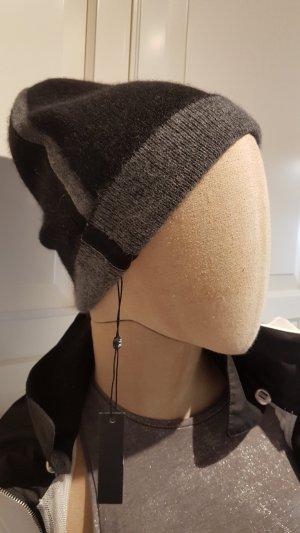 Pure Cashmere kaschmir Beanie mütze Np: 120€