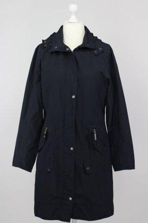 Pure Classic Regenmantel schwarz Größe 42 1711210220622