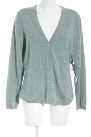 Pure Collection Cardigan graugrün Casual-Look