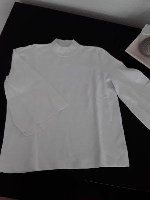 COS Sweater white cotton
