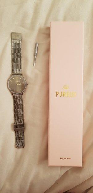 Purelei Uhr Watch oliv grün OVP
