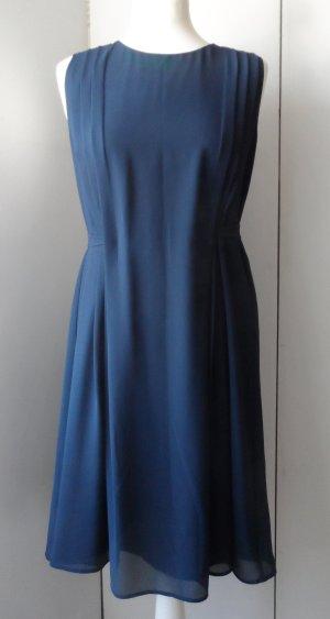 puristisches Mint & Berry Kleid Gr. 36 Dunkelblau nur 2 x getragen