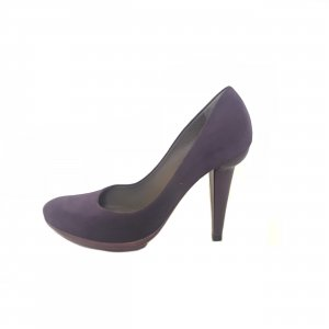 Purple Bottega Veneta High Heel
