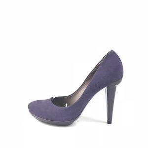Purple Bottega Veneta High Heel