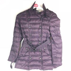 Purple Burberry Jacket