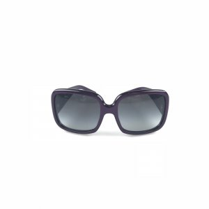 Purple Burberry Sunglasses