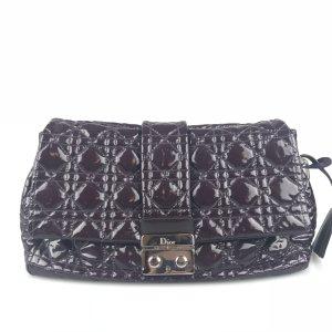 Purple Dior Shoulder Bag