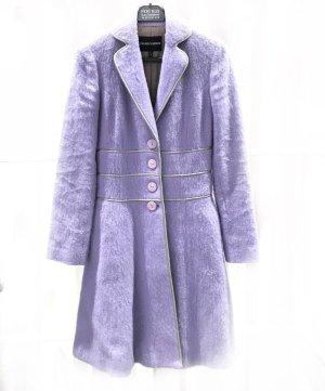 Purple Emporio Armani Coat