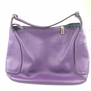 Purple Furla Shoulder Bag