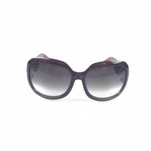 Purple Gucci Sunglasses