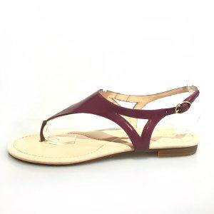 Purple Kenzo Sandal