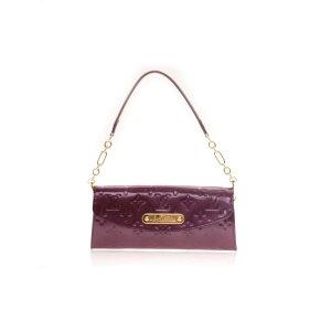 Purple Louis Vuitton Clutch
