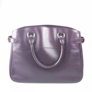Purple Louis Vuitton Shoulder Bag