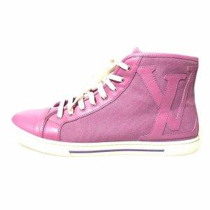 Purple Louis Vuitton Sneaker