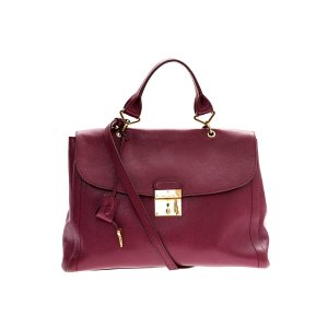 Purple Marc Jacobs Cross Body Bag