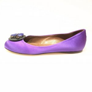Purple Marni Flat