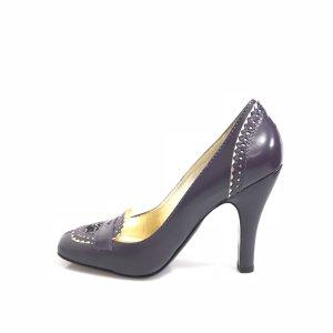 Purple Missoni High Heel