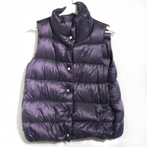 Purple Moncler Vest