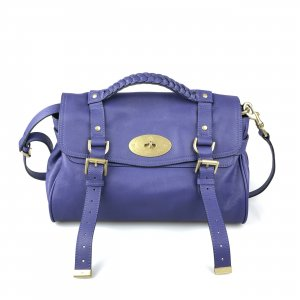 Purple Mulberry Cross Body Bag