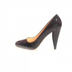 Prada High-Heeled Sandals purple