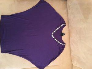 """""""purple rain"""" Shirt mit etwas Glamour"""