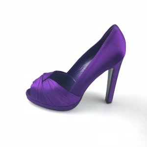 Purple Sergio Rossi High Heel