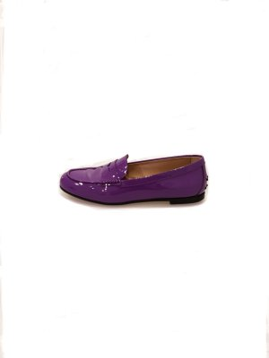 Tod's Loafers purple