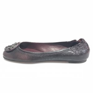 Purple Tory Burch Flat