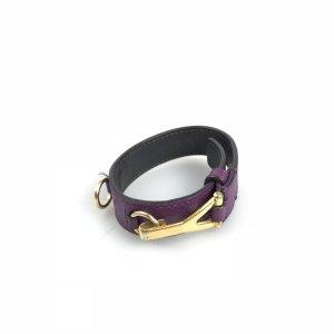 Purple Yves Saint Laurent Bracelet