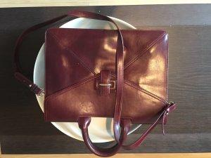 Purpurfarbene Tasche von Zara