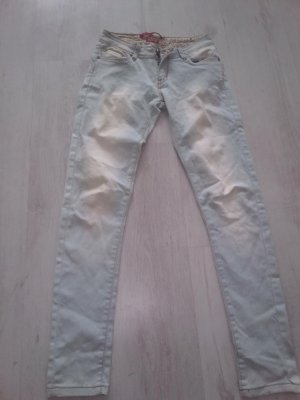 Low Rise Jeans baby blue