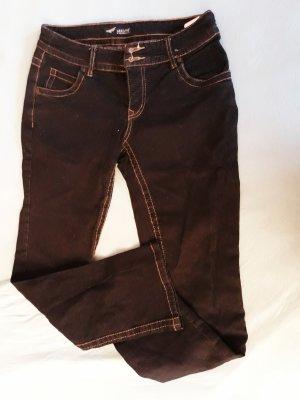 Arizona Slim jeans zwart