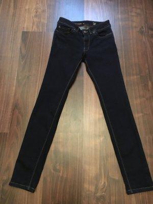 Push-Up Jeans Röhre Skinny Größe 34