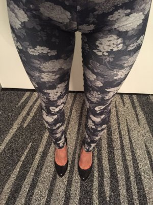 Push up Legging floral von calzedonia