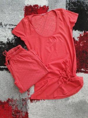 C&A Pyjama rouge
