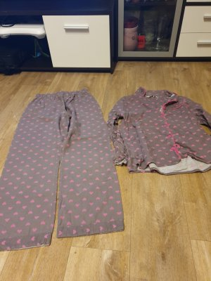 Primark Pyjama rose-violet