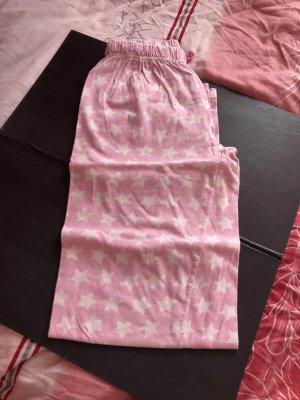 H&M Pyjama lichtroze-wit